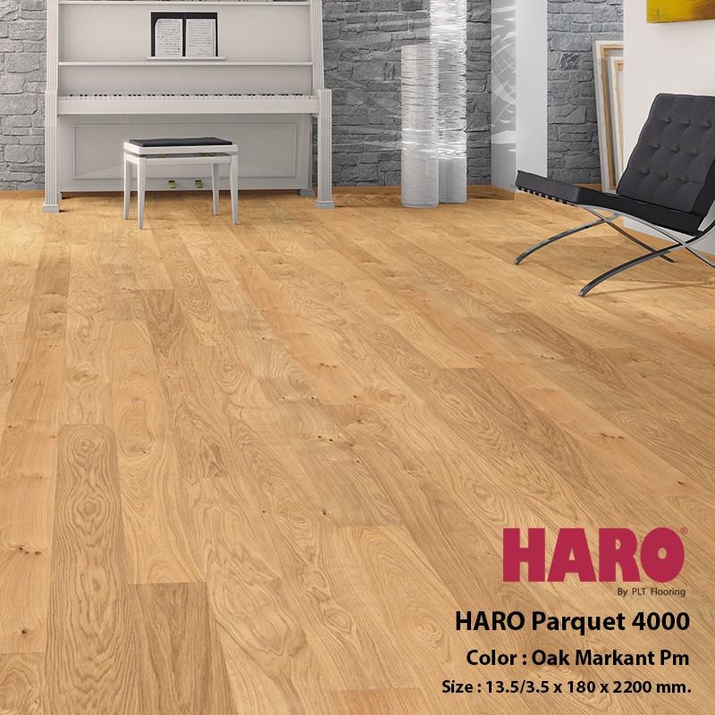 Haro Parquet Hardwood Engineered Floor Classic Line